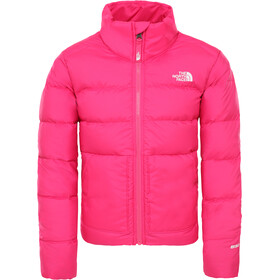 The North Face Andes Down Jacket Flickor Mr.Pink